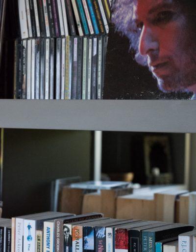 Bob Dylan album sleeve