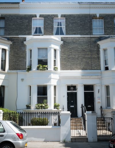 Exterior of Chelsea Town House
