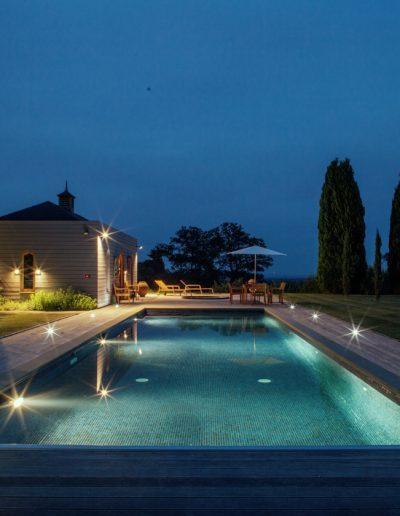 Swimming pool & Moorish wetroom2